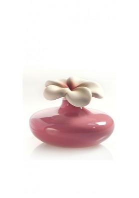 Керамический диффузор в форме фиолетового цветка / LOVELY FLOWER SMALL DIFFUSER PURPLE