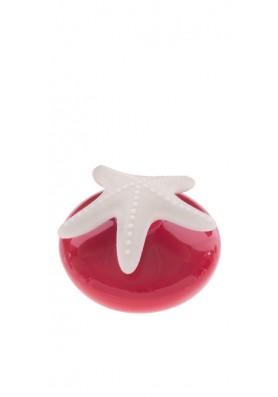 Керамический диффузор в морской звезды / LOVELY STARFISH DIFFUSER RED