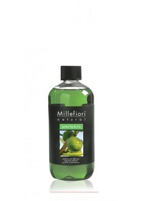 Сменный блок (рефилл) 250 мл Зеленый инжир и ирис / Green fig & iris
