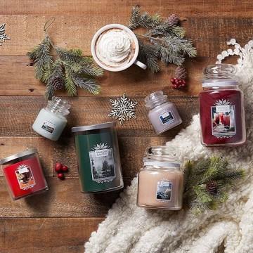 Кто уже слушал новые ароматы коллекции «Alpine Christmas»?🎄❤️ . Эти красавцы в классических баночках уже ждут вас в нашем магазине на дизайн-заводе Флакон 🤗✨